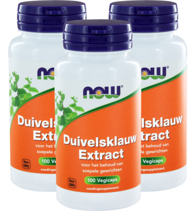 Duivelsklauw extract trio