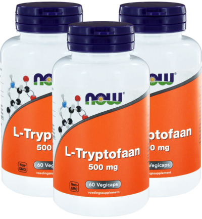 L-Tryptofaan 500 mg trio