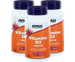 Vitamine D3 1000IE trio