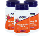 Vitamine D3 400IE trio