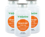 Levertraan 1000 mg trio