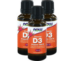 Vitamine D3 druppels 1000IE trio