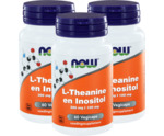 L-Theanine 200 mg met Inositol 100 mg trio