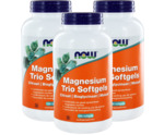 Magnesium trio softgels trio