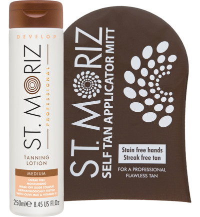 Self tanning lotion medium
