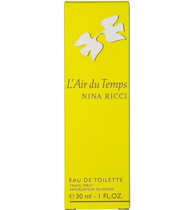 L Air du temps eau de toilette