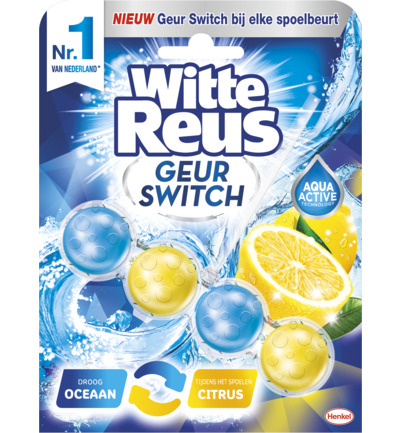 Geur Switch Oceaan / Citrus Toiletblok