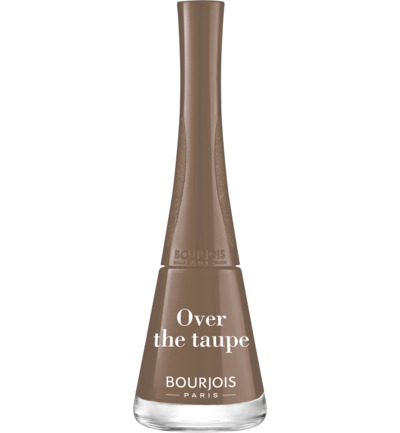 1 Sec Nagellak : 003 - Over The Taupe