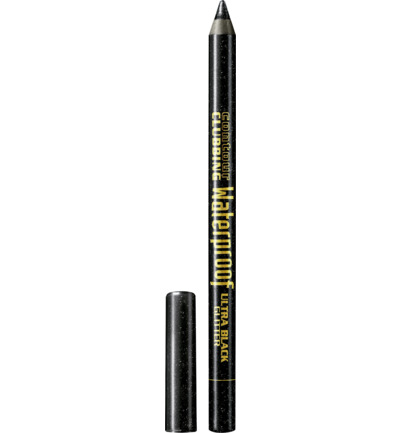 Waterproof Eyeliner : 55 - Ultra Black Glitter