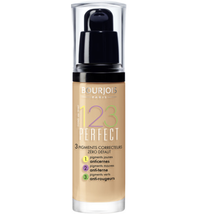 123 Perfect Foundation : 055 – Beige Foncé