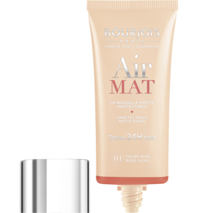 Air Mat Foundation : 01 - Rose Ivory