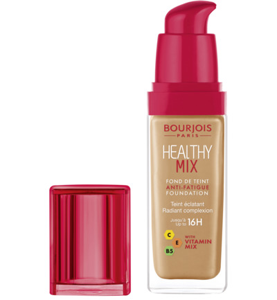 Healthy Mix Anti-Fatigue Foundation : 57 - Dark Tan