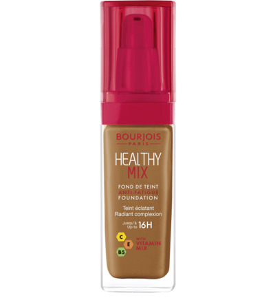 Healthy Mix Anti-Fatigue Foundation : 62 - Cappucino