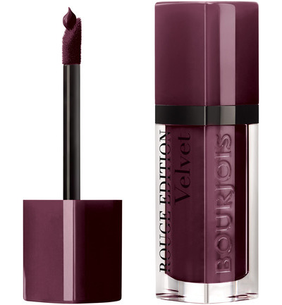 Rouge Edition Velvet Liquid Lipstick : 25 - Dark Purple