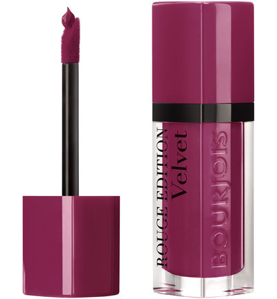 Rouge Edition Velvet Liquid Lipstick : 14 - Plum Plum Girl