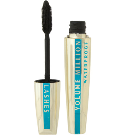 Million Lashes - Mascara - Waterproof - Black