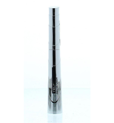False lash telescopic mascara zwart
