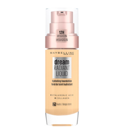 Dream Satin Liquid - 021 Nude - Foundation