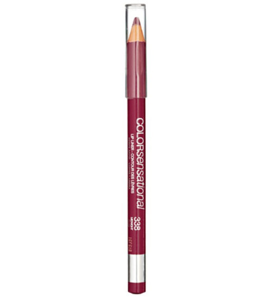 Color Sensational - 338 Midnight Plum - Bordeaux - Lipliner