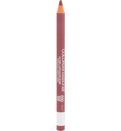 Color Sensational - 630 Velvet Beige - Nude - Lippotlood