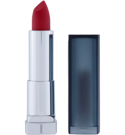Lipstick color sensation mattes 965 siren in scarl
