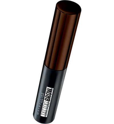 Tattoo brow gel tint 3 dark brown