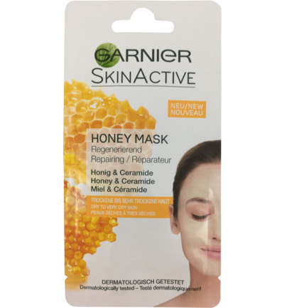 SkinActive honey mask