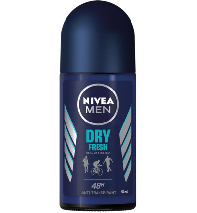 Anti-Transpirant Dry Fresh Roll-on