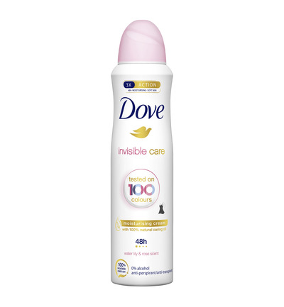 Deodorant spray Invisible care floral touch