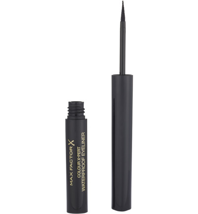 Colour X-Pert Waterproof Liner 01 Deep Black
