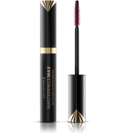 Masterpiece Max Mascara 001 Black