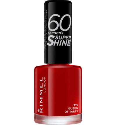 60sec Supershine nagellak : 315 - Queen Of Tarts