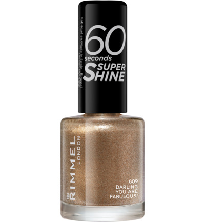 60sec Supershine nagellak : 809 - Darling You Are Fabulous!