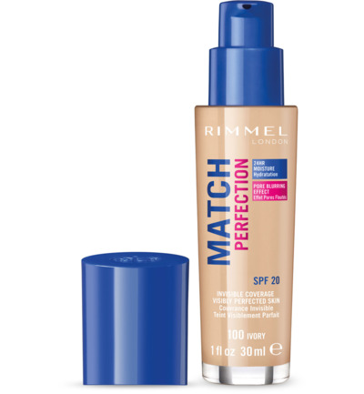 Match Perfection foundation : 100 - Ivory