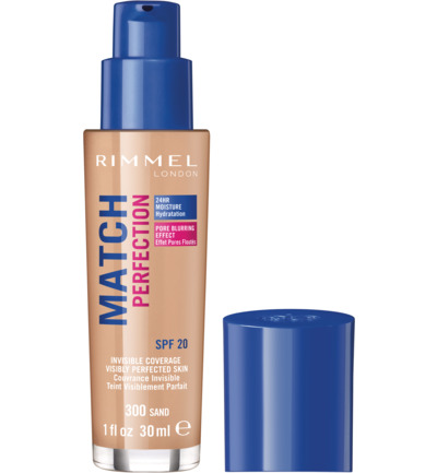 Match Perfection foundation : 300 - Sand
