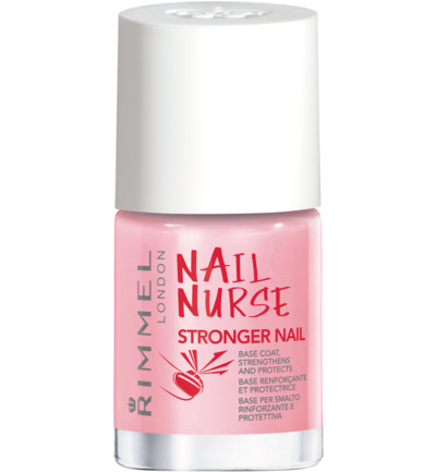 Nail Nurse Stronger - Base & Topcoat