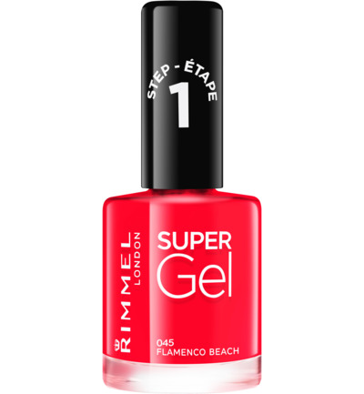 Super Gel nagellak : 045 - Flamenco Beach