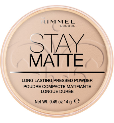 Stay Matte powder : 005 - Silky Beige