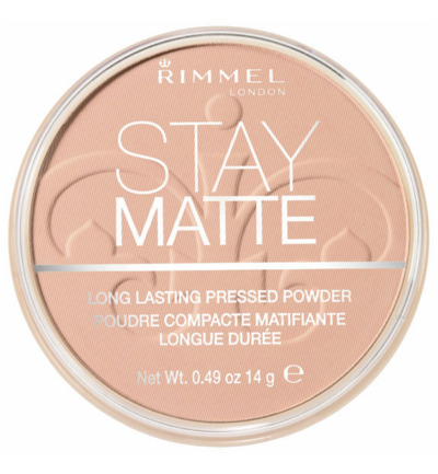 Stay Matte powder : 008 - Cashmere
