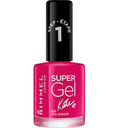 Super Gel Kate nagellak : 024 - Red Ginger