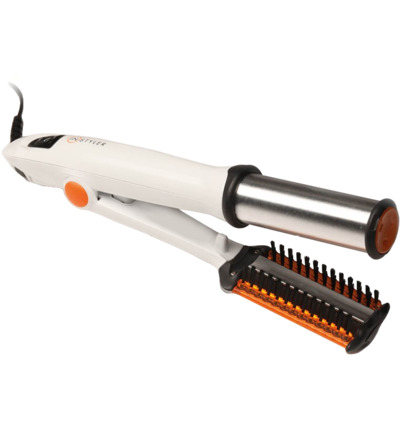 Instyler Roterende Stijltang titanium