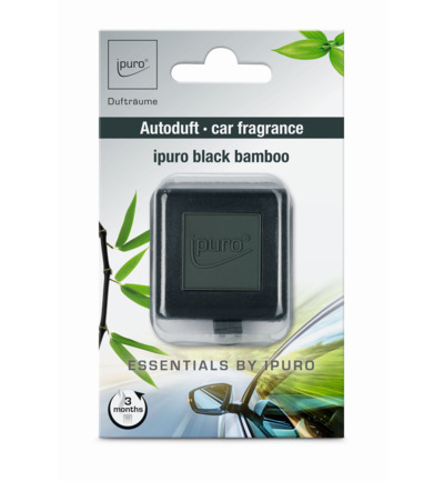 CAR LINE BLACK BAMBOO