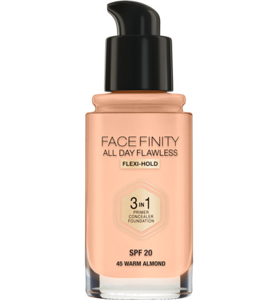 FACEFINITY 3-IN-1 045 WARM ALMOND