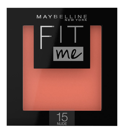 Fit Me Blush 15 Nude Rouge