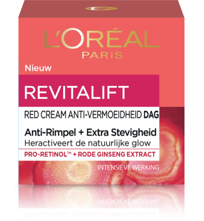 Revitalift Red Cream Dagcrème - 50 ml