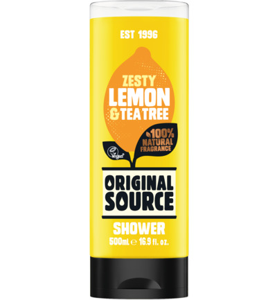 Zesty Lemon & Tea Tree