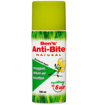 Ben's Anti Bite Natural