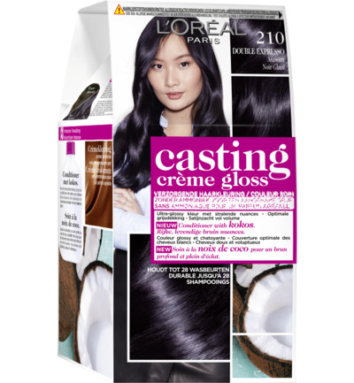 Casting creme gloss 210 Double Expresso
