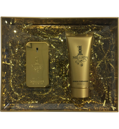 One Million Eau de Toilette Natural Spray + Douche Gel