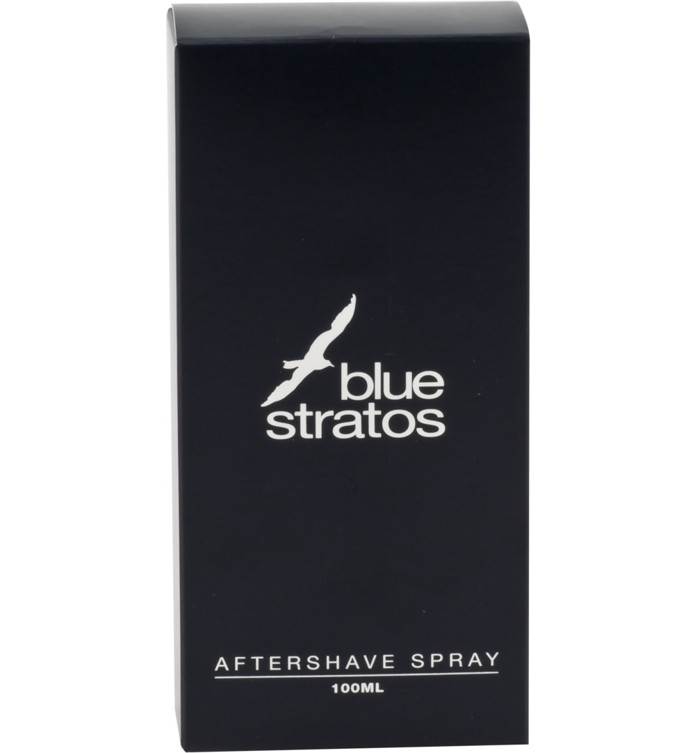Afbeelding van Blue Stratos Aftershave Vapo 100ml